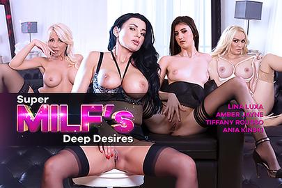 Super MILFs' Deep Desires