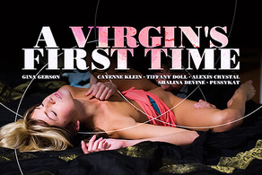 A Virgin's First Time