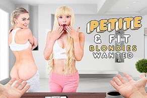 Petite & Fit - Blondies Wanted