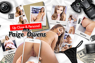 Up Close & Personal with Paige Owens