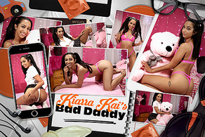 Kiarra Kai's Bad Daddy
