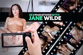 Sex Marathon with Jane Wilde