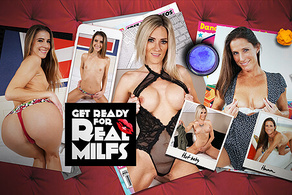 Get Ready for Real MILFs