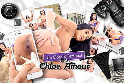 Up Close & Personal with Chloe Amour
