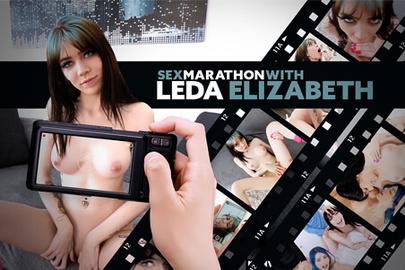 Sex Marathon with Leda Elizabeth