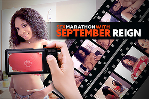 Sex Marathon with September Reign