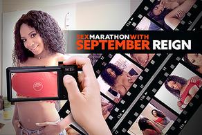 Sex Marathon with September Reign