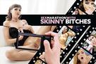 Sex Marathon with Skinny Bitches