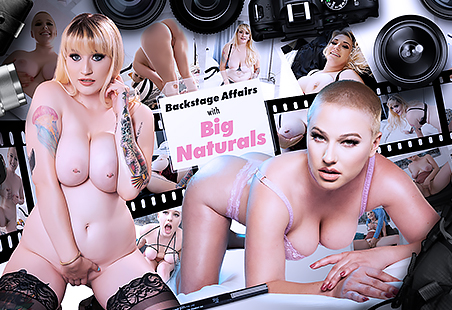 Backstage Affairs with Big Naturals