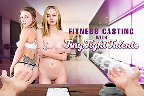 Fitness Casting with Tiny Tight Talents