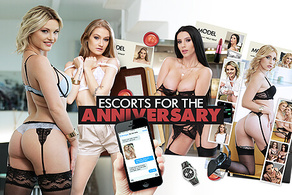 Escorts for the Anniversary