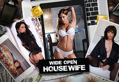 Wide Open Housewife