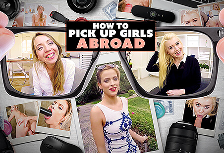 How to Pick Up Girls Abroad