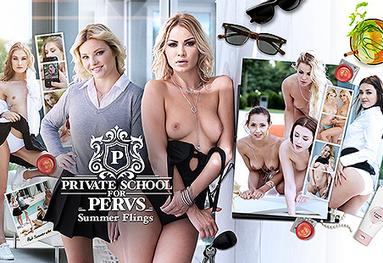 Private School for Pervs - Summer Flings
