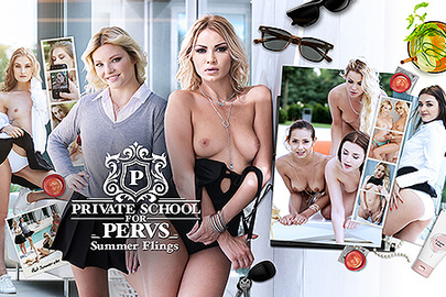 Private School for Pervs - Summer Flings