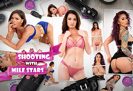 Shooting with MILF Stars