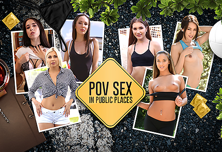 POV Sex in Public Places
