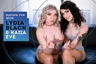 Having Fun with Lydia Black & Kaiia Eve