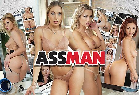 Ass Man
