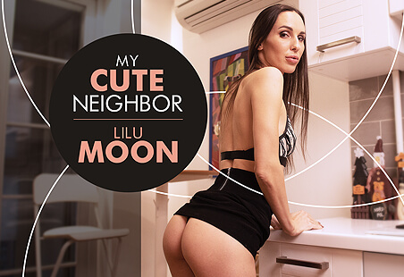 My Cute Neighbor Lilu Moon
