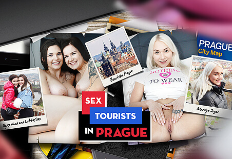 Sex Tourists in Prague