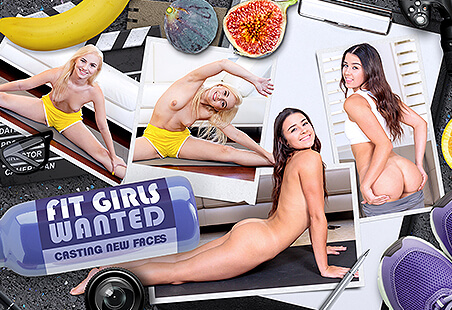 Fit Girls Wanted - Casting New Faces