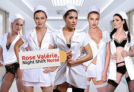 Rose Valérie, Night Shift Nurse