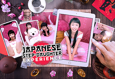 Japanese Step-Daughter Experience