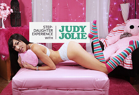 Step-Daughter Experience with Judy Jolie