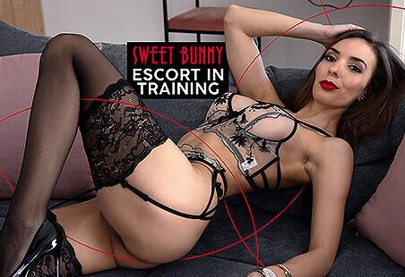 Sweet Bunny, Escort in Training