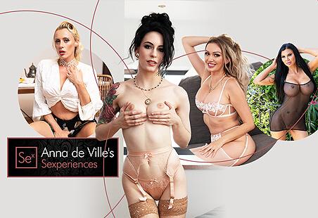 Anna de Ville's Sexperiences