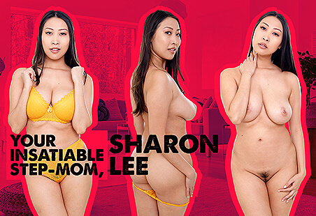Your Insatiable Step-Mom, Sharon Lee