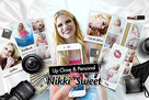 Up Close & Personal with Nikki Sweet