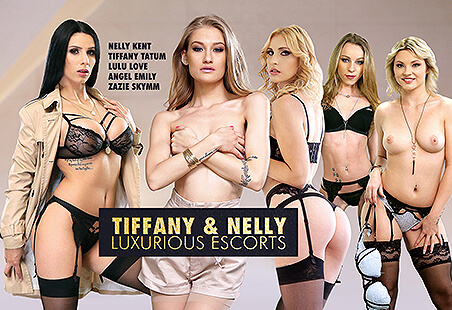 Tiffany & Nelly, Luxurious Escorts