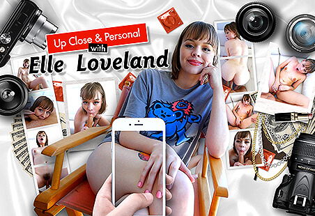 Up Close & Personal with petite Elle Loveland