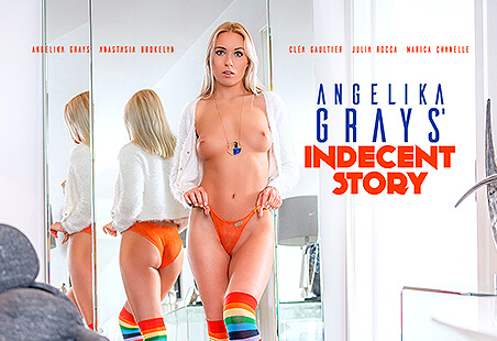 Angelika Grays' Indecent Story