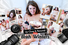 Up Close & Personal with Leah Winters