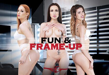 Fun & Frame-up