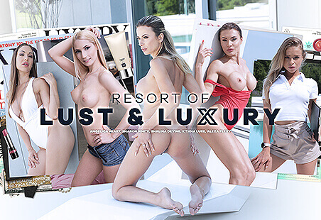 Resort of Lust & Luxury