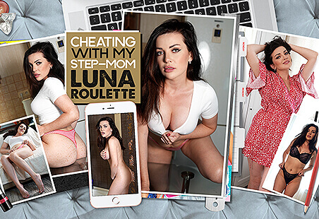 Cheating with My Step-Mom, Luna Roulette