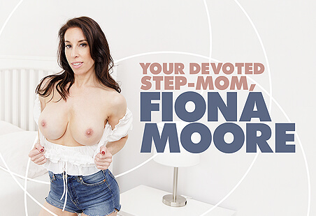 Your Devoted Step-Mom, Fiona Moore