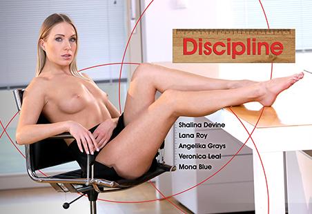 Naughty College - Discipline