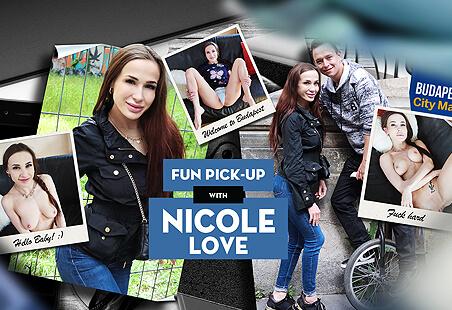 Fun Pick-up with Nicole Love