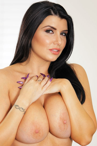 Interactive Porn Games with Romi Rain