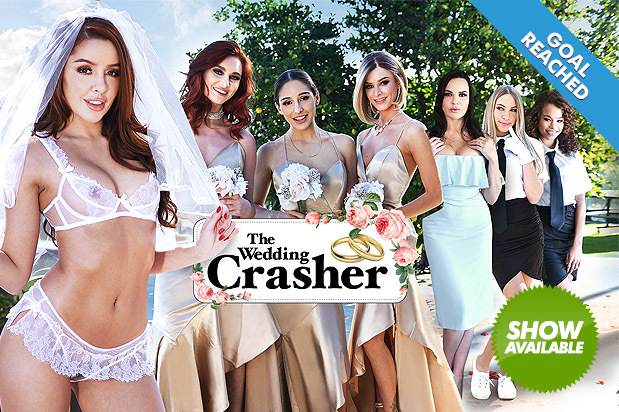 The Wedding CRASHER